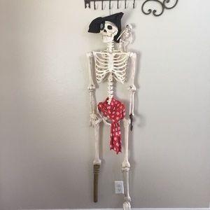 Large skeleton Halloween decoration
